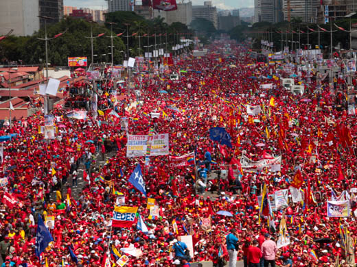 Chavez rally