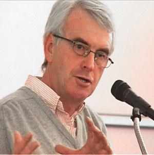 John McDonnell, diputado laborista, presidente MFV