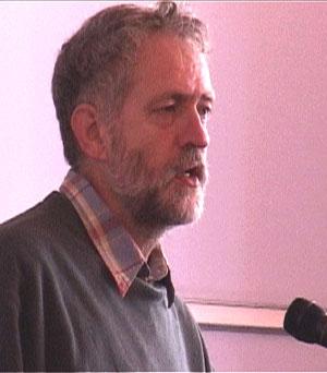 Jeremy Corbyn, diputado laborista