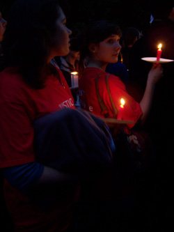 Vigil for Cuban Five in London
