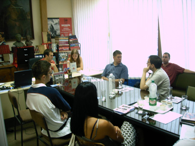 Constitutional Conference of the Bosnian and Herzegovinian-Venezuelan solidarity association