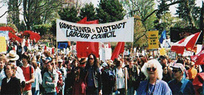 Vancouver and District Labour Council